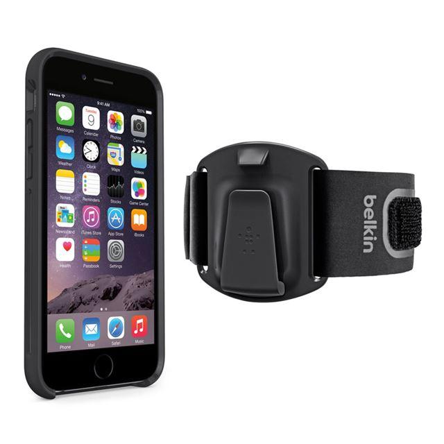 BELKIN Clip-Fit アームバンド for iPhone 6  F8W660BTC00
