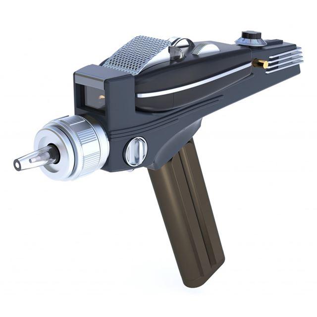 The Original Series Phaser replica universal remote control