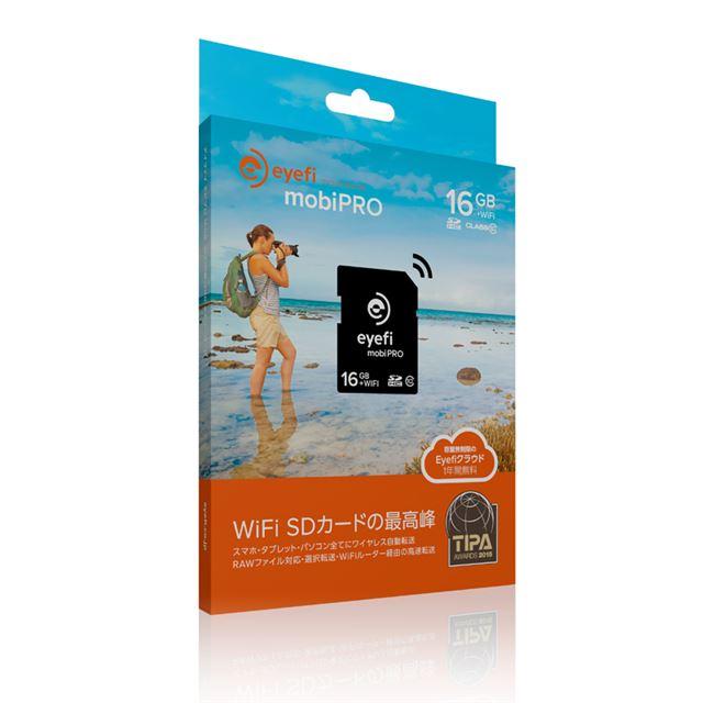 Eyefi Mobi Pro 16GB