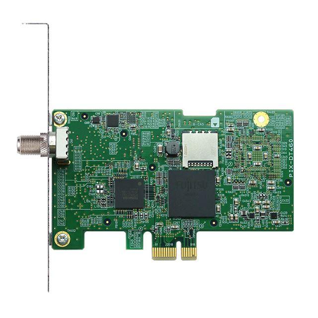 StationTV PCIe接続 テレビチューナー PIX-DT460
