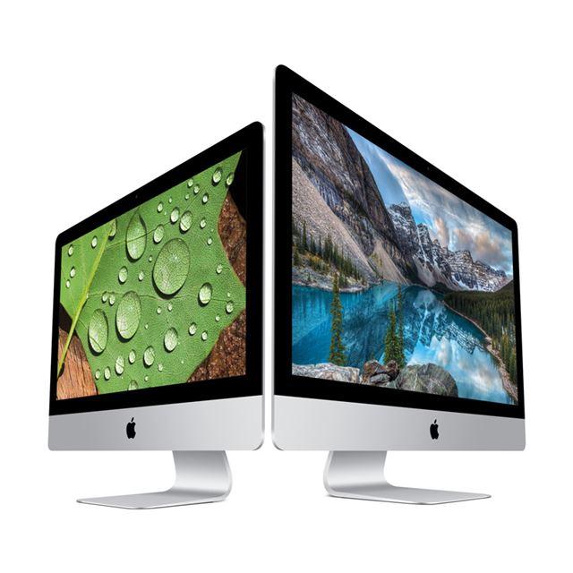 21.5型iMac Retina 4Kディスプレイ/27型iMac Retina 5Kディスプレイ