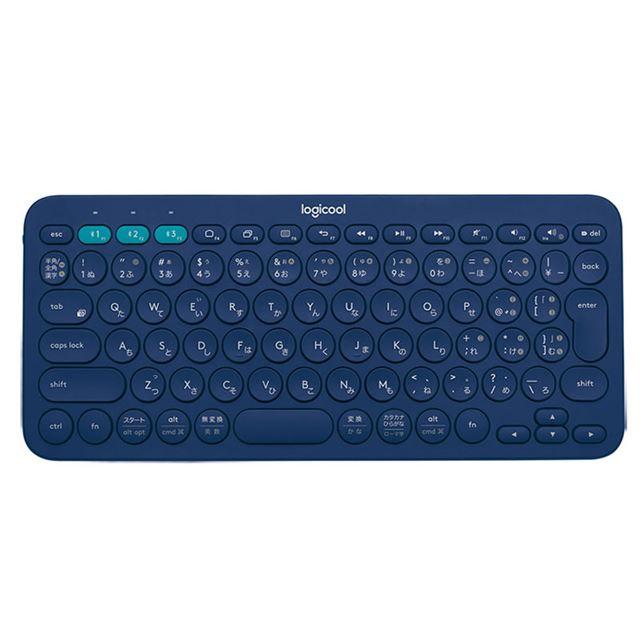ロジクール K380 マルチデバイス Bluetooth キーボード