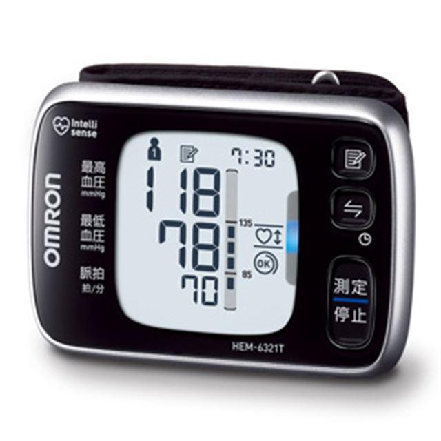 「オムロン 手首式血圧計 HEM-6321T」