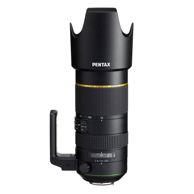 HD PENTAX-D FA★ 70-200mmF2.8ED DC