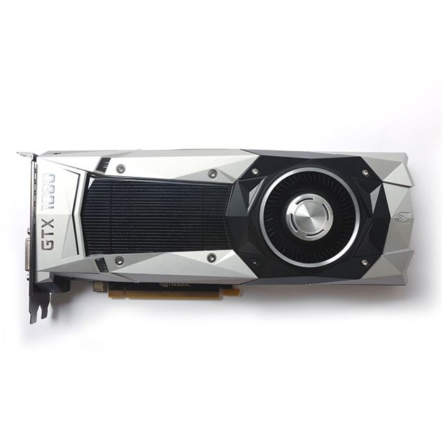 ZOTAC GeForce GTX 1080 Founders Edition