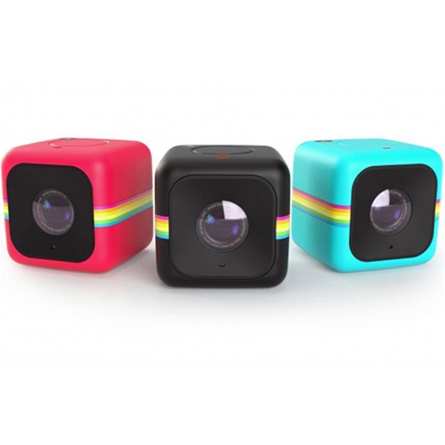 「Polaroid Cube+」