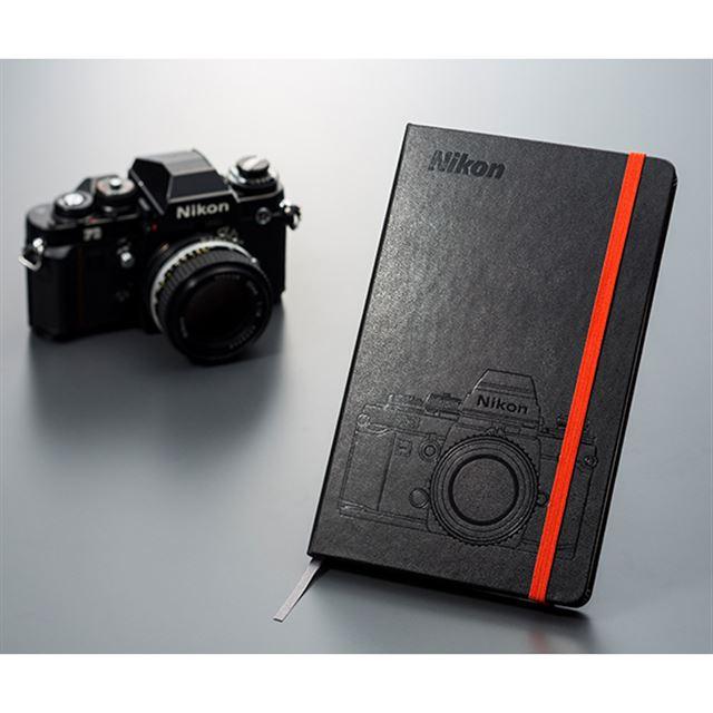 ND オリジナルノートブック Nikon F3デザイン(Moleskine)イメージ