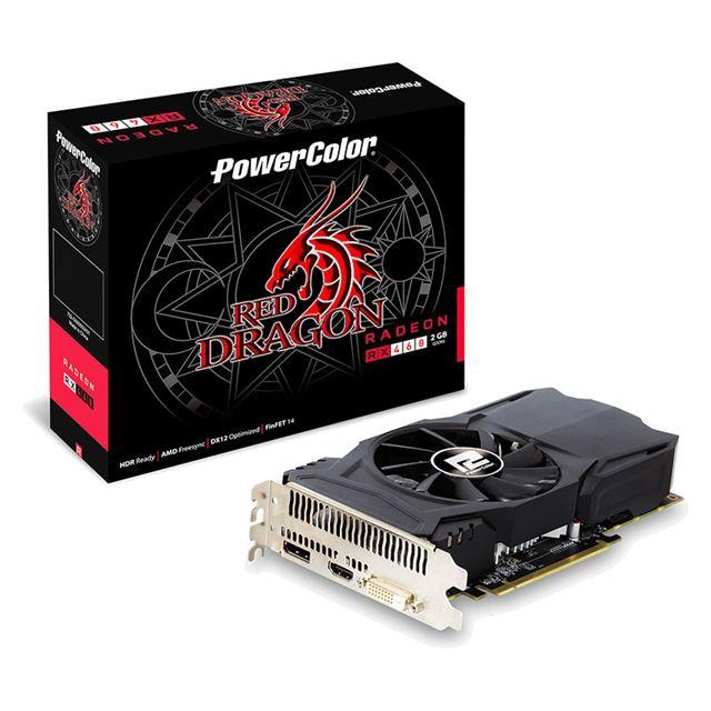 AXRX 460 2GBD5-DH/OC