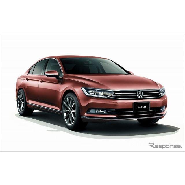 VW パサート TSI ハイライン