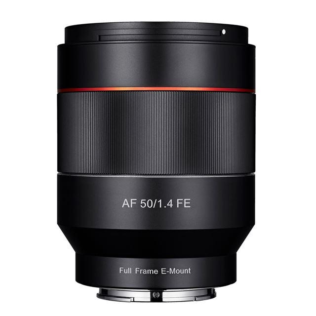 「AF50mm F1.4 FE」イメージ