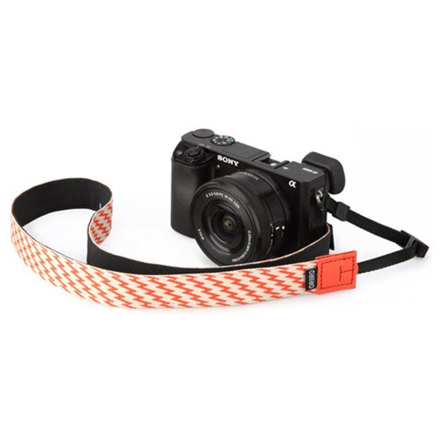 ハクバ オリイロストラップ イナズマ 25OR (ORIIRO CAMERASTRAP 25mm INAZUMA)