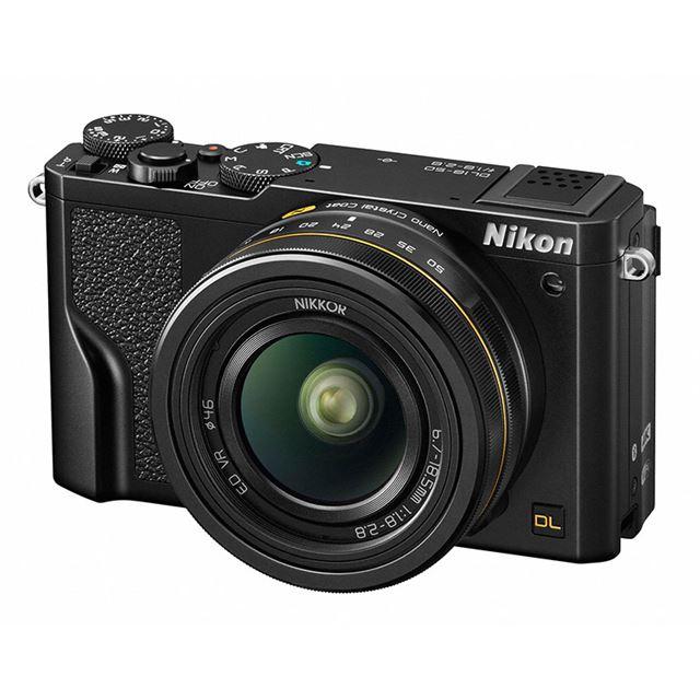 コンパクトデジタルカメラ「DL」シリーズ
