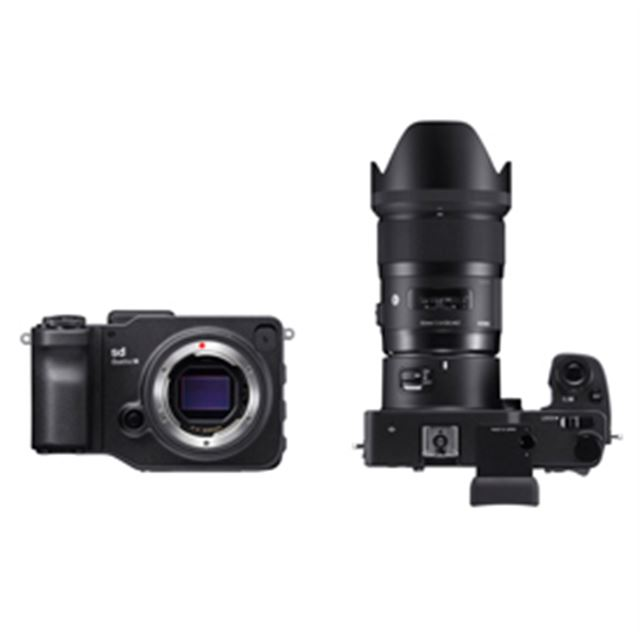 「SIGMA sd Quattro H 35mm F1.4 DG HSM   Art レンズキット」