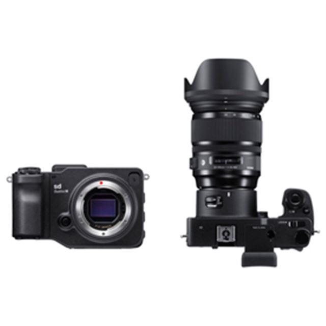 「SIGMA sd Quattro H 24-105mm F4 DG OS HSM   Art レンズキット」