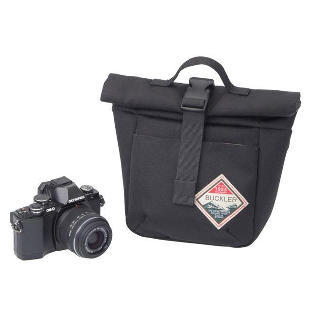 「バックラーミラーレスバッグ」使用イメージ