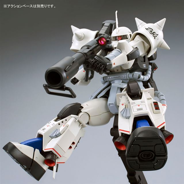 「MG 1/100 MS-06R-1A シン・マツナガ専用ザクII(カスタムタイプ)」※イメージ