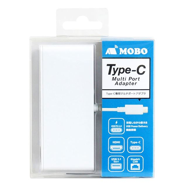 Type-C Multi Port Adapter AM-TCM01