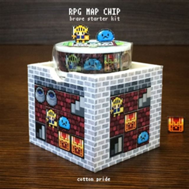 RPG MAP CHIP