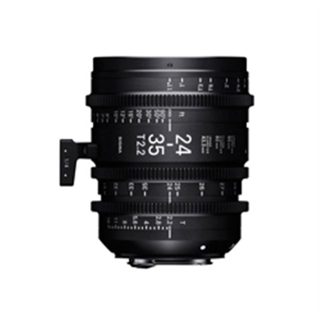 SIGMA 24-35mm T2.2 FF