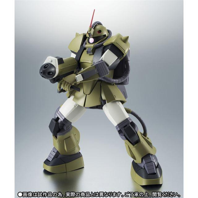 「ROBOT魂 MS-06M 水中用ザク ver. A.N.I.M.E.」