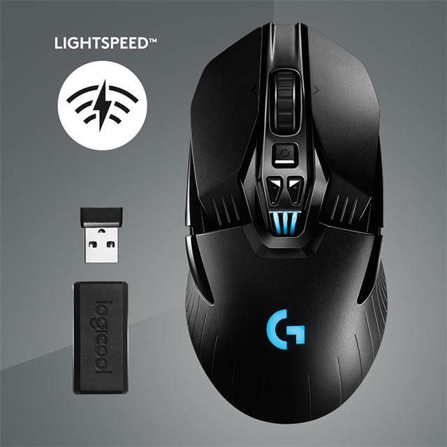 ロジクール G903 LIGHTSPEED ワイヤレス ゲーミング マウス