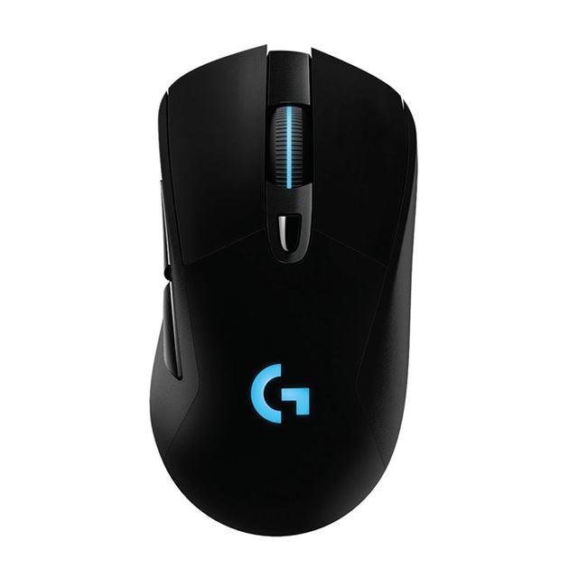 ロジクール G703 LIGHTSPEED ワイヤレス ゲーミング マウス