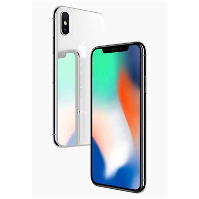 「iPhone X(テン)」