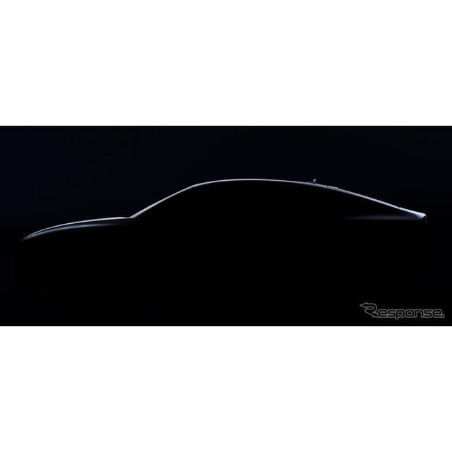 アウディ A7 スポーツバック 新型の予告イメージ