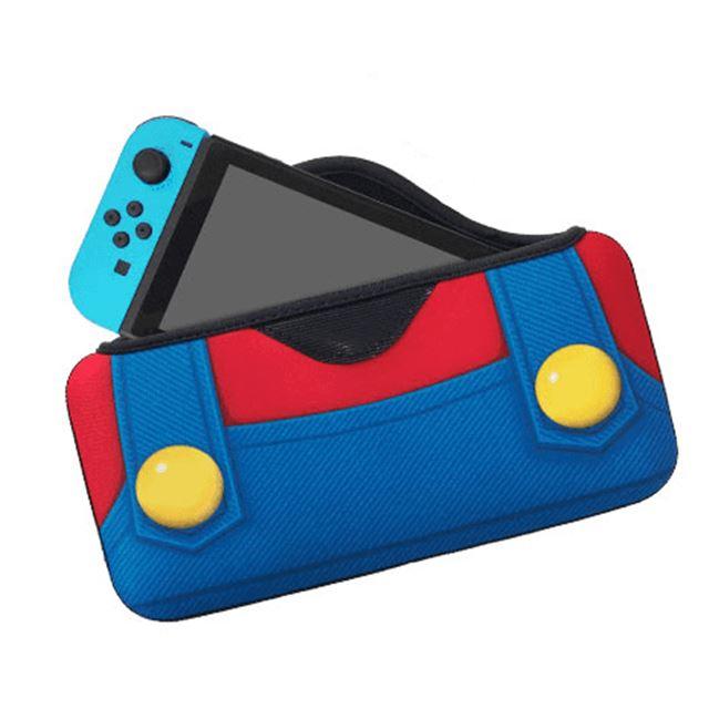 クイックポーチコレクション for Nintendo Switch(SUPERMARIO)