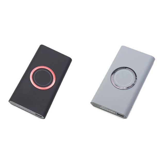 モバイルバッテリーワイヤレス チャージャー 10,000mAh MBWC-001