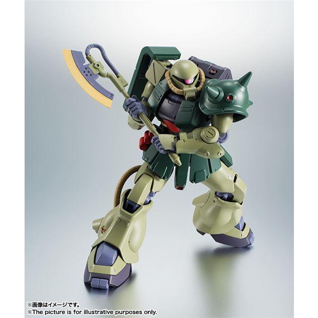 「ROBOT魂 <SIDE MS> MS-06FZ ザクII改 ver. A.N.I.M.E.」