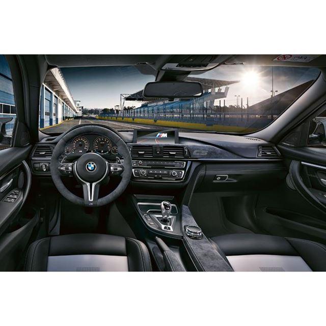 最高出力460psの高性能セダン「BMW M3 CS」発売
