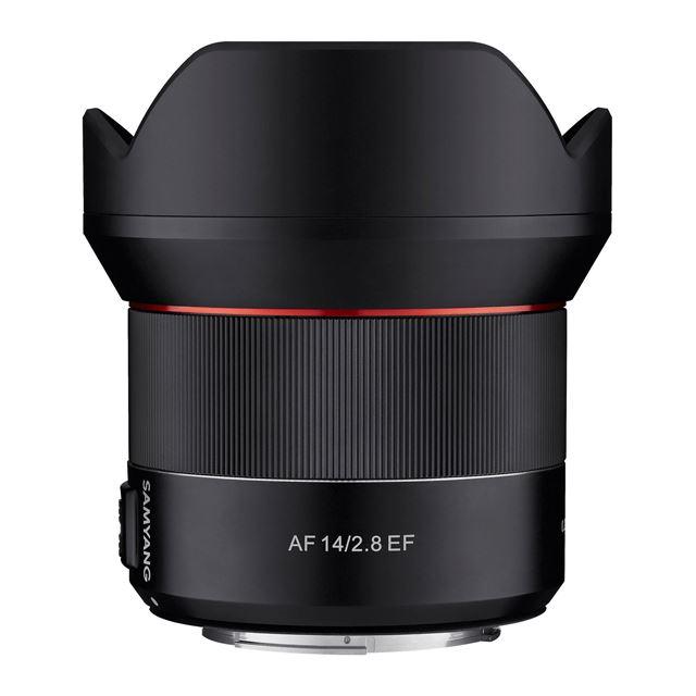 「14mm F2.8 EF」
