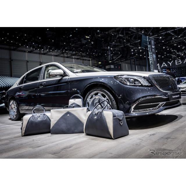 メルセデス マイバッハ Sクラス 改良新型(ジュネーブモーターショー2018)