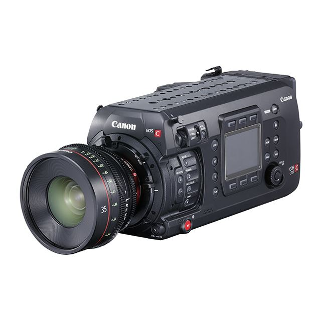 EOS C700 FF ※「CN-E35mm T1.5 L F」装着時