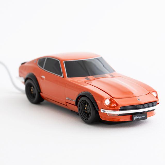 [Casset]自動車型モバイルバッテリー 日産フェアレディ240Z