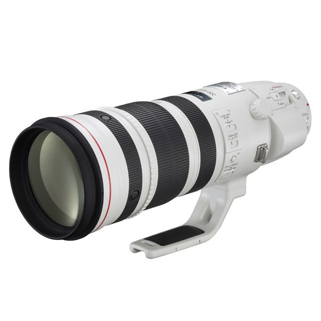 「EF200-400mm F4L IS USM エクステンダー 1.4×」