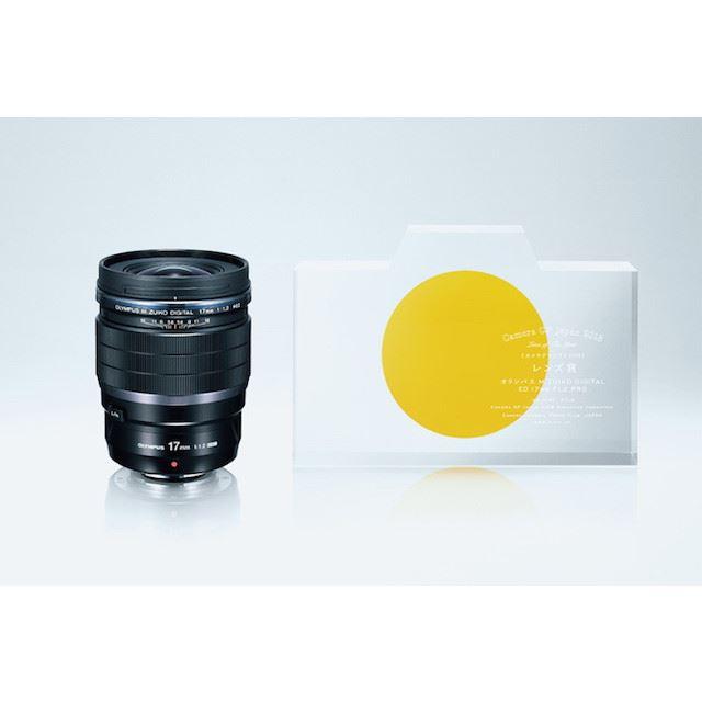 カメラグランプリ2018 レンズ賞 M.ZUIKO DIGITAL ED 17mm F1.2 PRO (オリンパス)