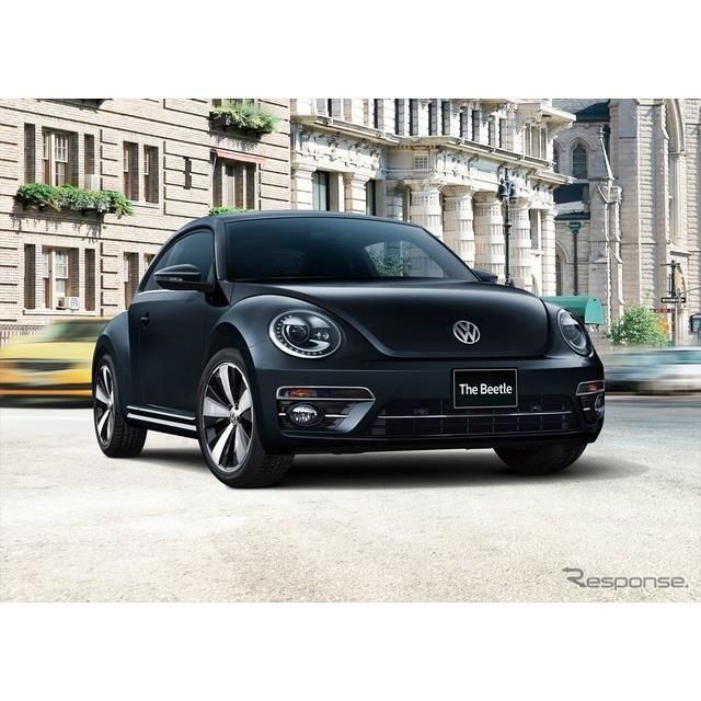 VW ザ ビートル エクスクルーシブ