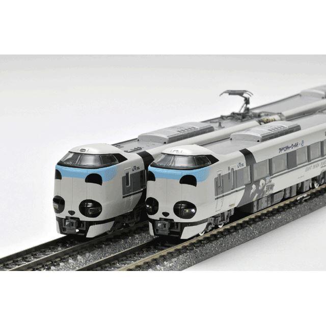 JR287系特急電車(パンダくろしお・Smileアドベンチャートレイン)セット