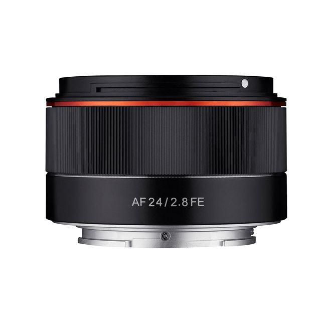 「AF 24mm F2.8 FE」