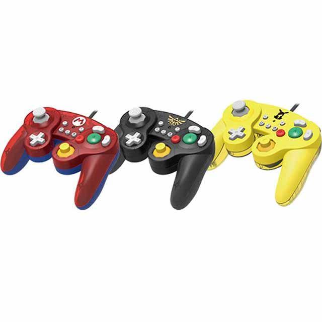 「ホリ クラシックコントローラー for Nintendo Switch」