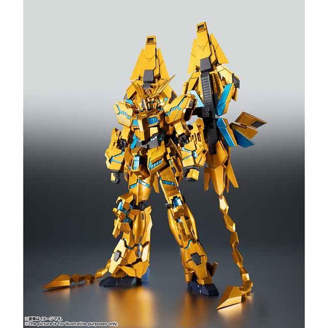 「ROBOT魂 <SIDE MS> ユニコーンガンダム3号機 フェネクス(デストロイモード)(ナラティブVer.)」