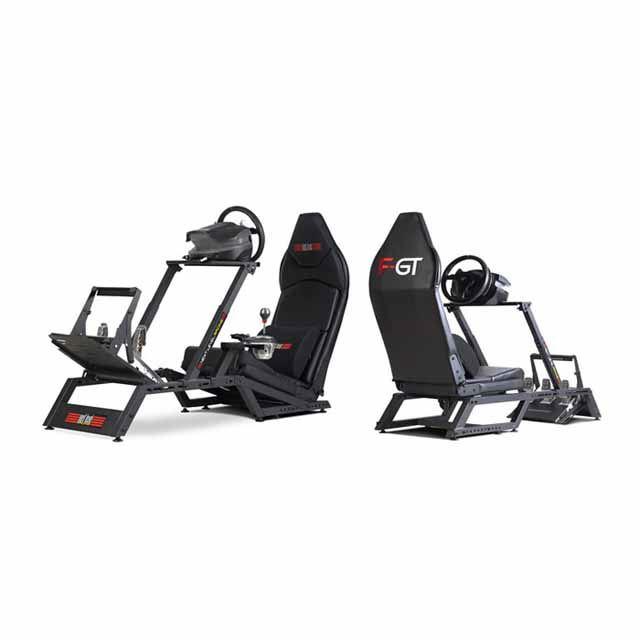 Next Level Racing F-GT Racing Simulator Cockpit NLR-S010