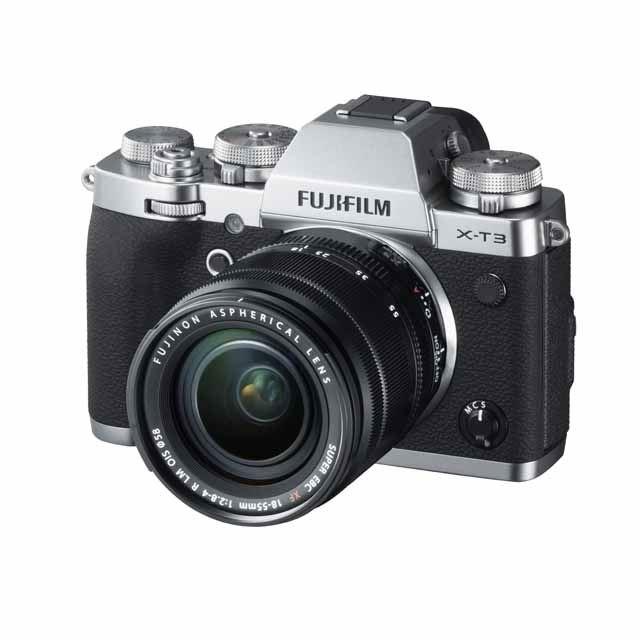 「FUJIFILM X-T3」