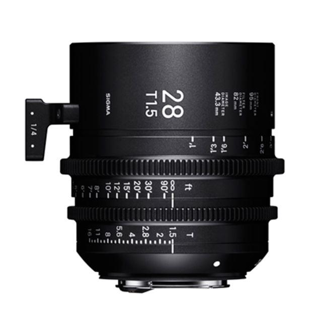 28mm T1.5 FF