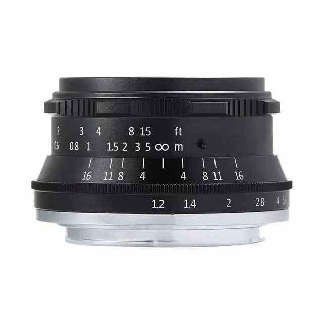 「7Artisans 35mm F1.2」