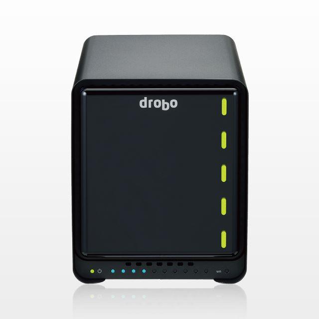 Drobo 5D3(Gold Edition)