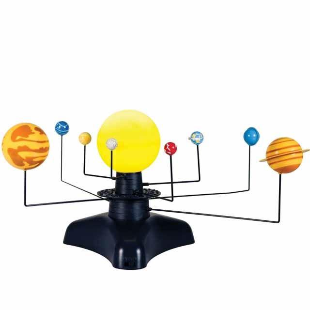 「動く!太陽系模型&プラネタリウム」