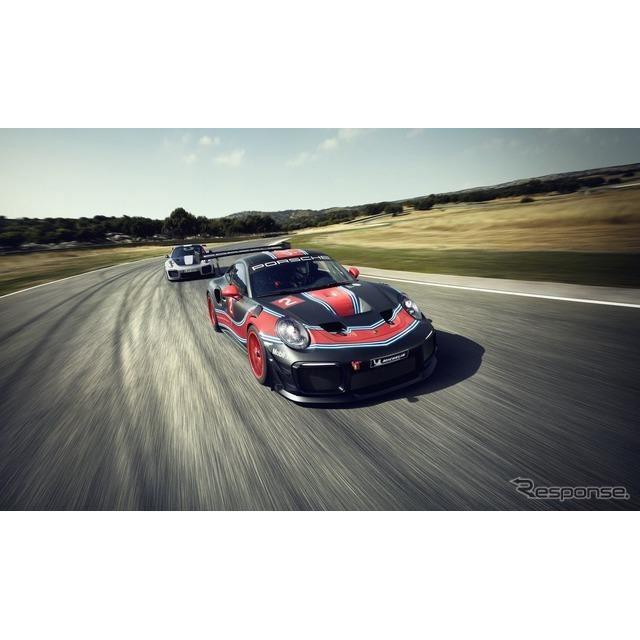 ポルシェ911 GT2 RSクラブスポーツ